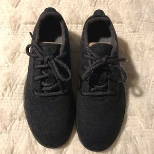 Brand New Black Allbird Sneakers